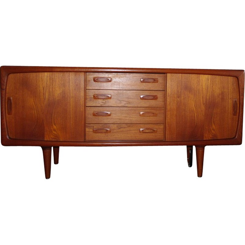 Vintage sideboard in teak HP Hansen Danish 1960