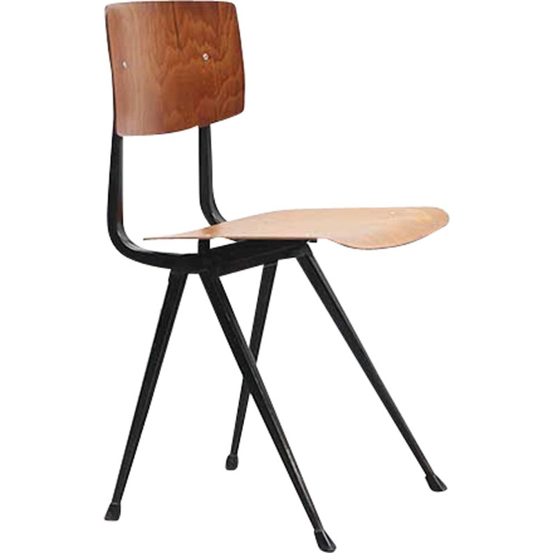 Vintage chair Result by Friso Kramer, 1958