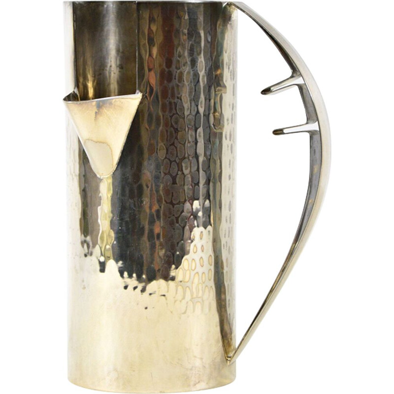 Vintage Pitcher Carlo Scarpa For Cleto Munari, 1978