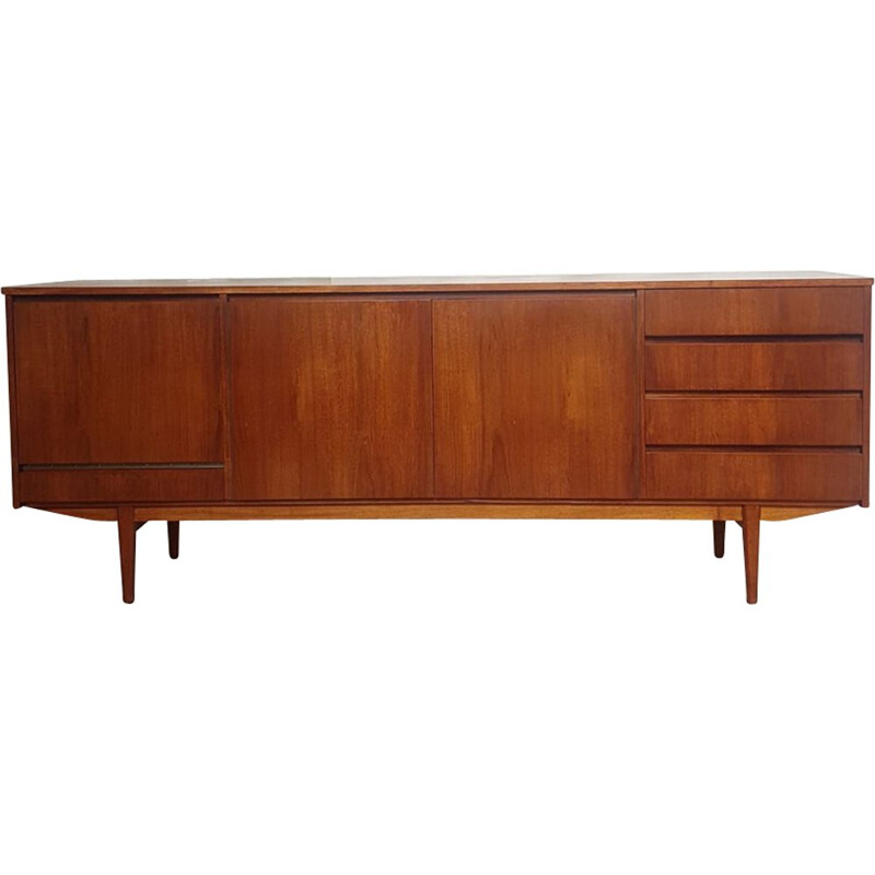 Vintage sideboard in Teak 7ft Long, Danish 1960-70s