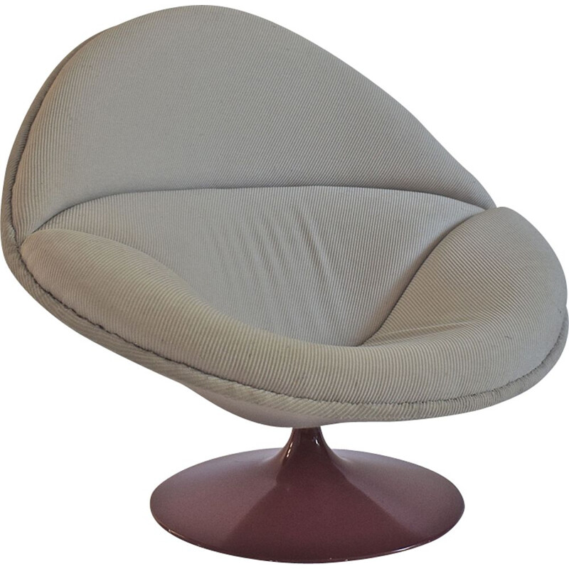 Vintage armchair Globe F553 by Pierre Paulin for Artifort, 1963