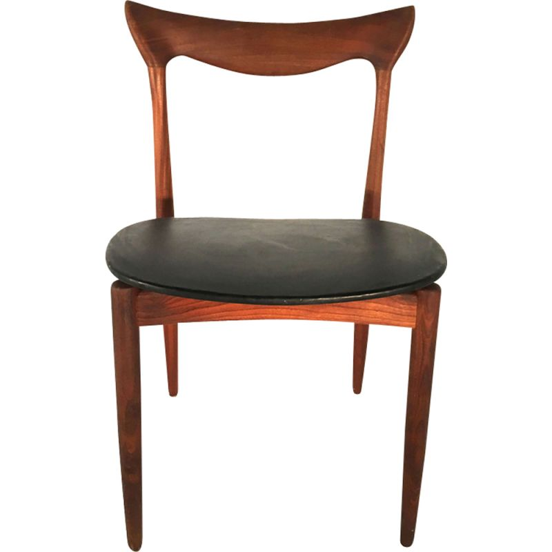 Set of 6 vintage chairs by Henry Walter Klein