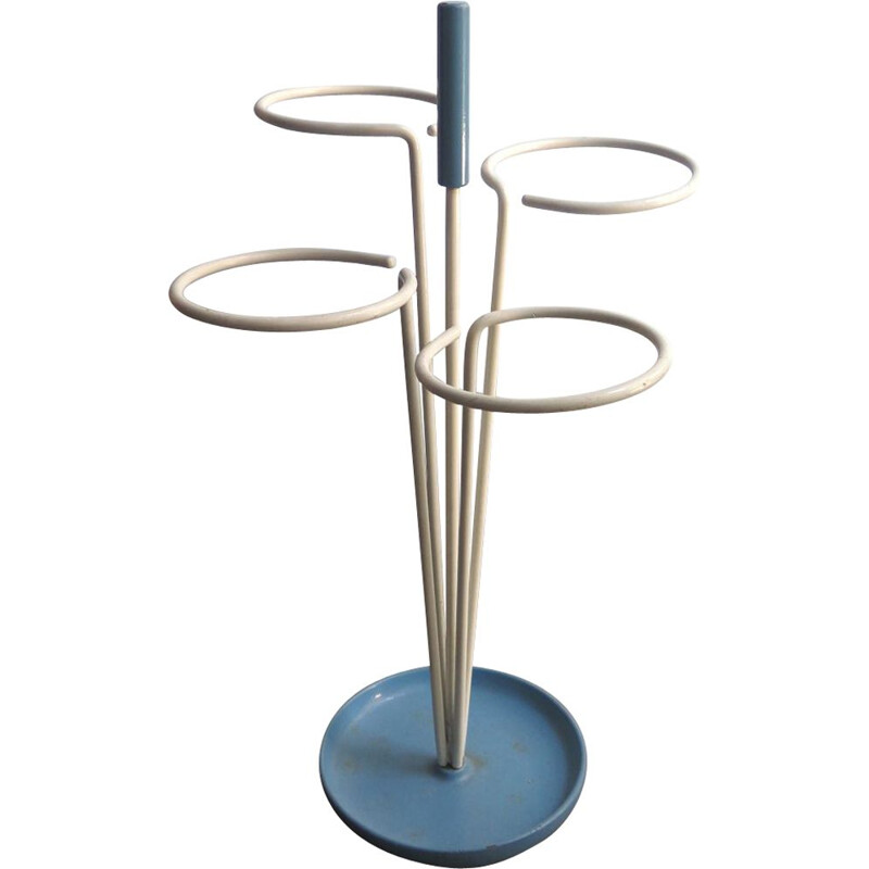 Vintage umbrella stand from the 50s