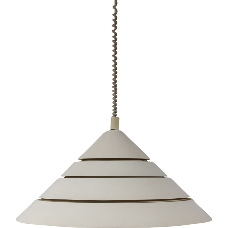 Vintage hanging lamp Triangle by Hans Agne Jakobsson for Markaryd, 1960s