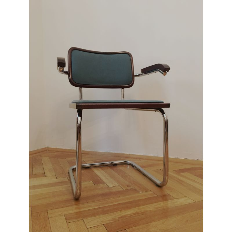 Terrific Set Of 4 Vintage Dining Chairs By Marcel Breuer Pdpeps Interior Chair Design Pdpepsorg
