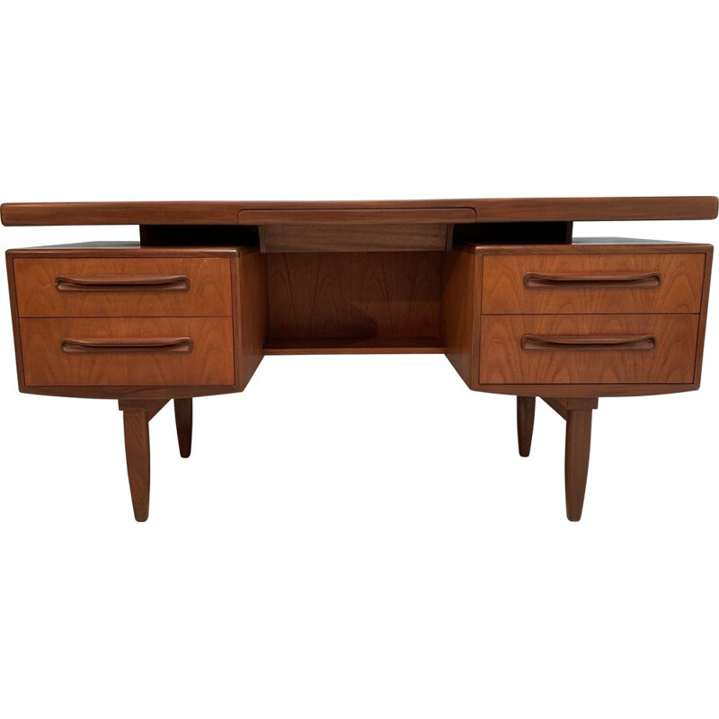 Vintage desk G-Plan in teak Fresco by V.Wilkins 1960s