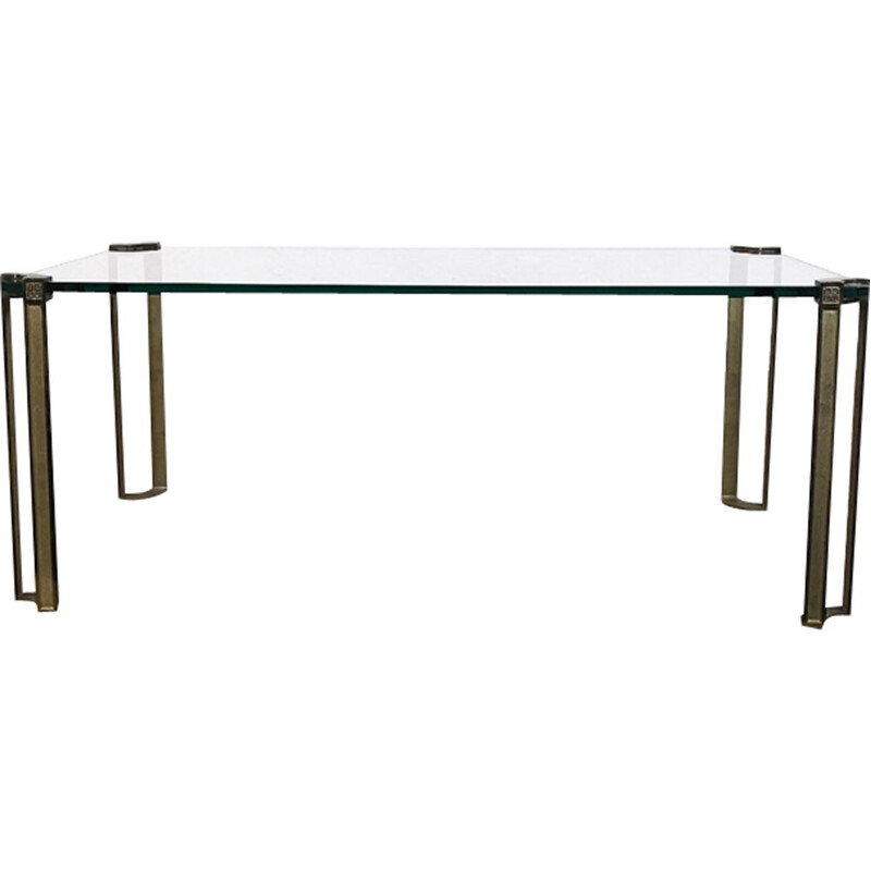Vintage coffee table by Peter Ghyczy, C.1970