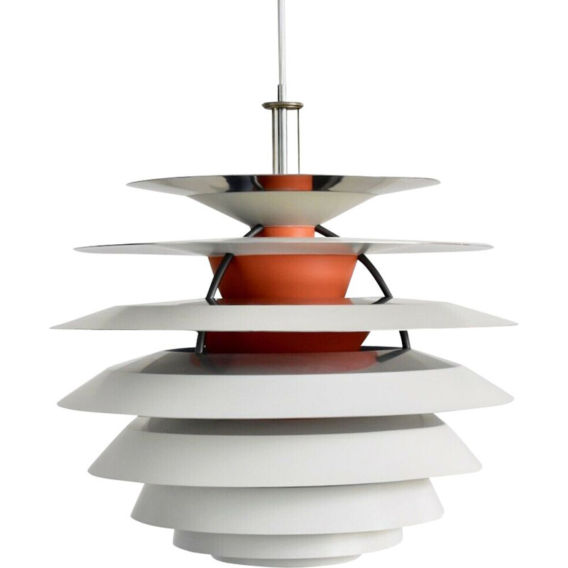 PH Contrast pendant lamp by Poul Henningsen for Louis Poulsen