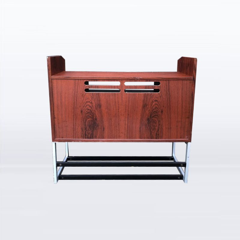 Vintage Stereo Cabinet Sc77 Rosewood Bang Olufsen 1970s