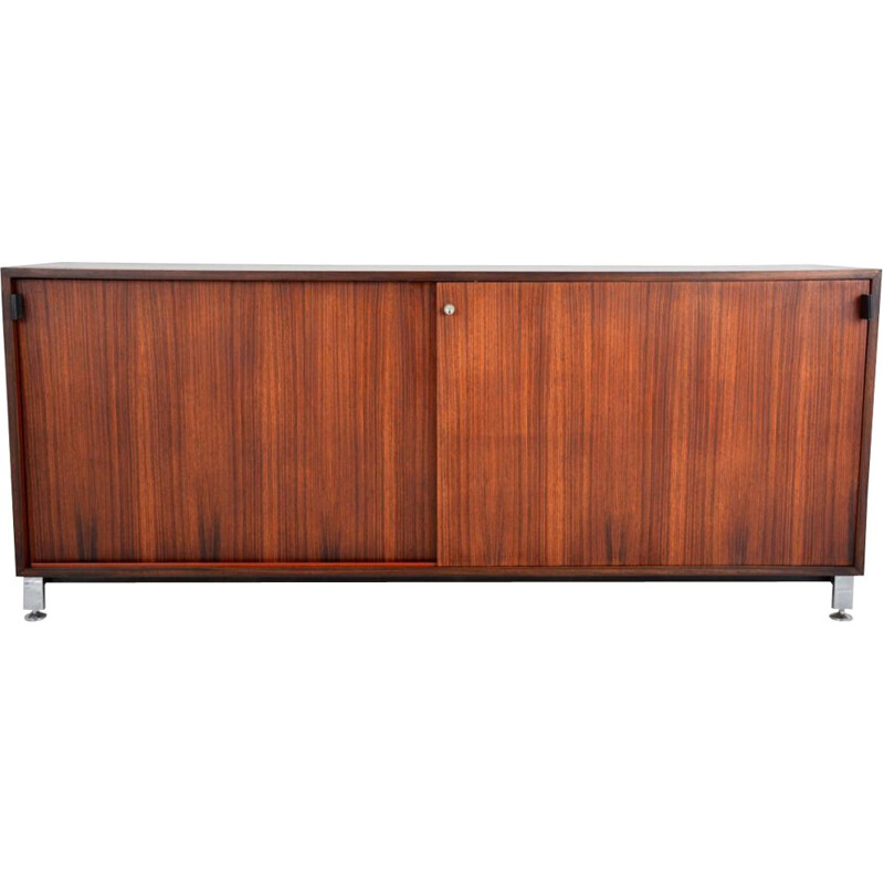 Vintage rosewood sideboard by Florence Knoll