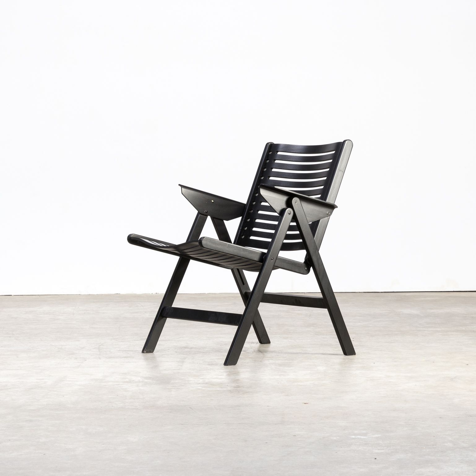 Groovy Set of 4 folding chairs by Niko Kralj for Stol - Design Market VH-71