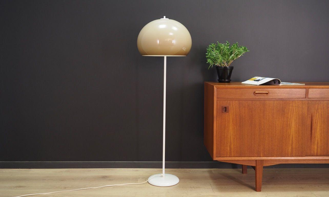 Vintage Floor Lamp Danish Design 1960 70s Design Market