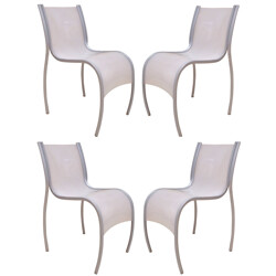 4 dining chairs, Ron ARAD - 1990s