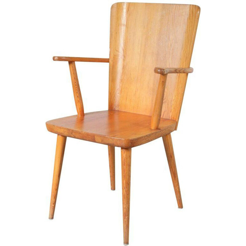 Vintage Chair Model 510, Goran Malmvall by Karl Andersson & Son, Denmark 1930-40s