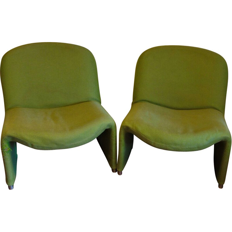 Set of 2 vintage Arky armchair