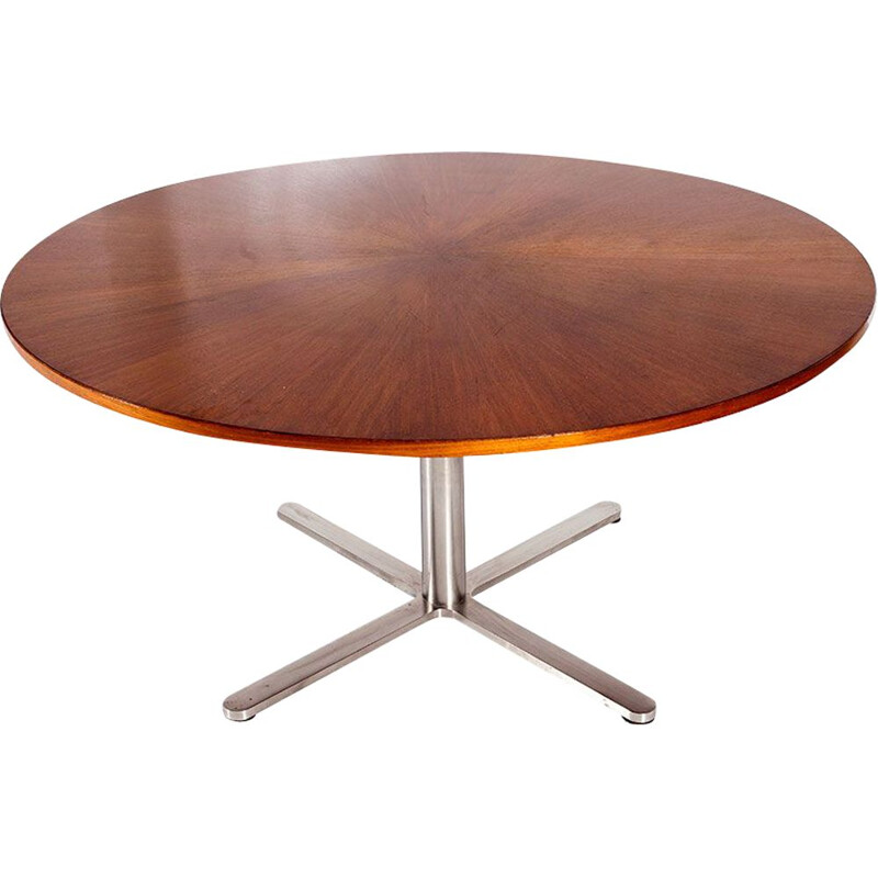 Vintage large dining table 1960