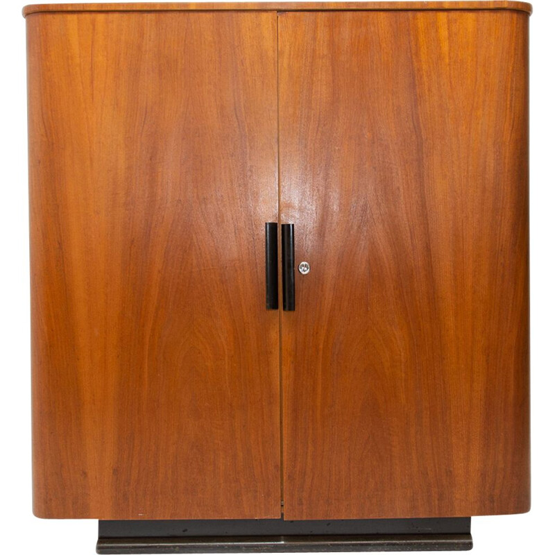 Vintage cabinet by Jindřich Halabala for UP Závody