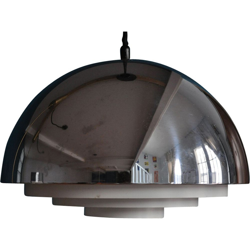 Medium pendant lamp by Johannes Hammerborg