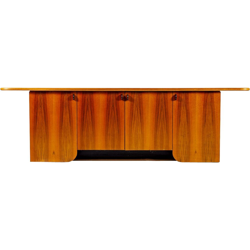 Rosewood sideboard by Luigi Saccardo for Gasparello