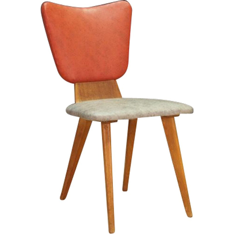 Vintage dining chair in a Danish design,1960