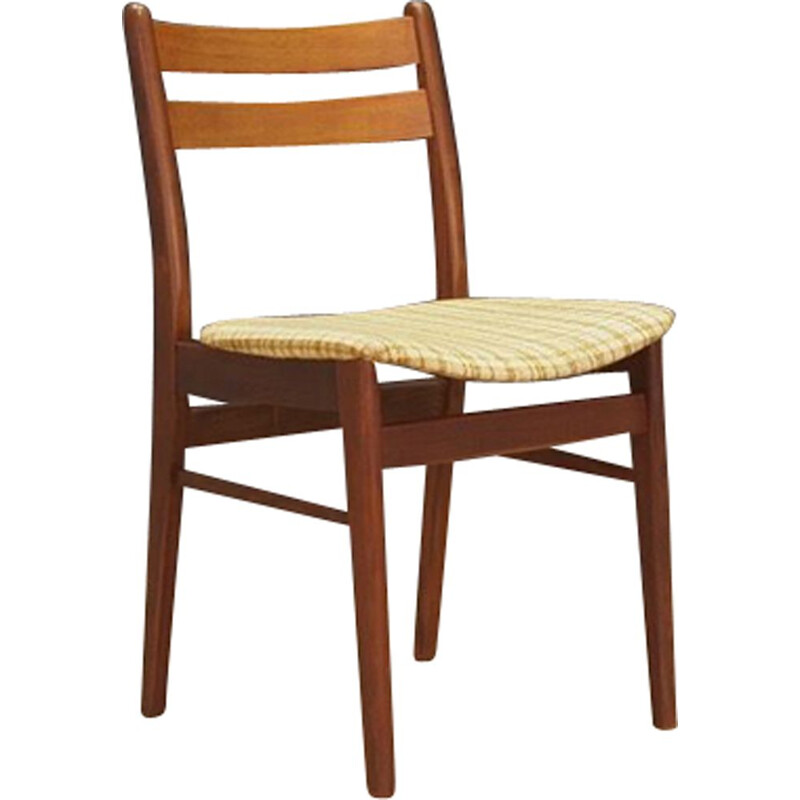 Vintage Danish dining chair in teak,1960