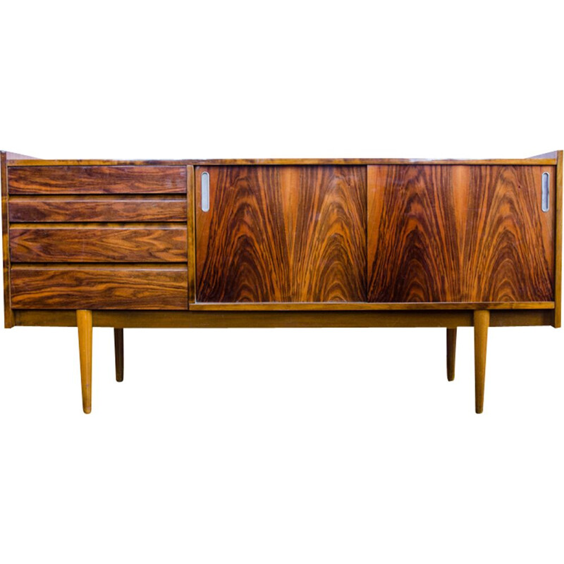 Vintage sideboard by Bytomskie Furniture Factories from the 60s