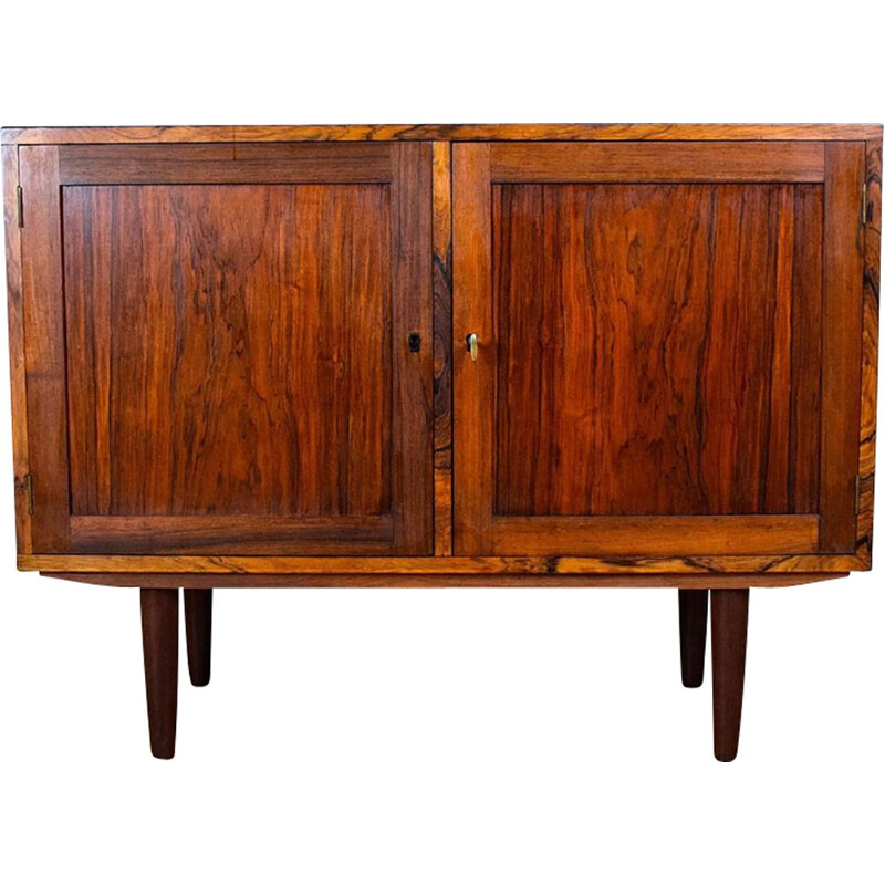 Vintage Sideboard in Rosewood Danish 1970s