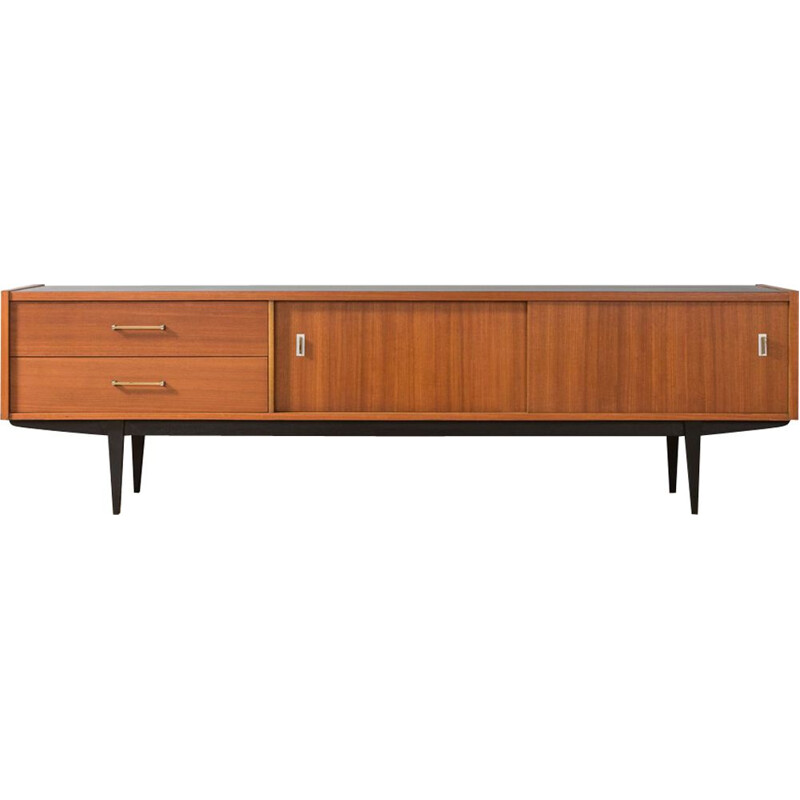 Vintage german sideboard in formica 1950s