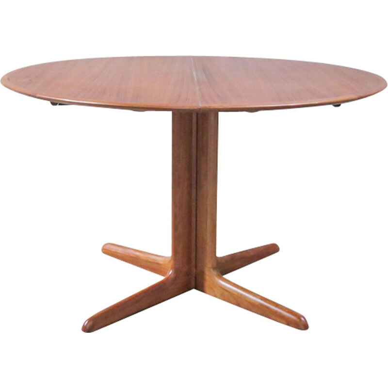 Vintage danish table for Dyrlung in teakwood 1960