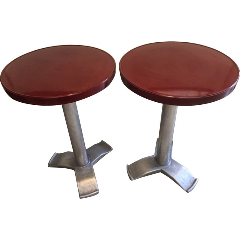 Pair of vintage side tables 1960