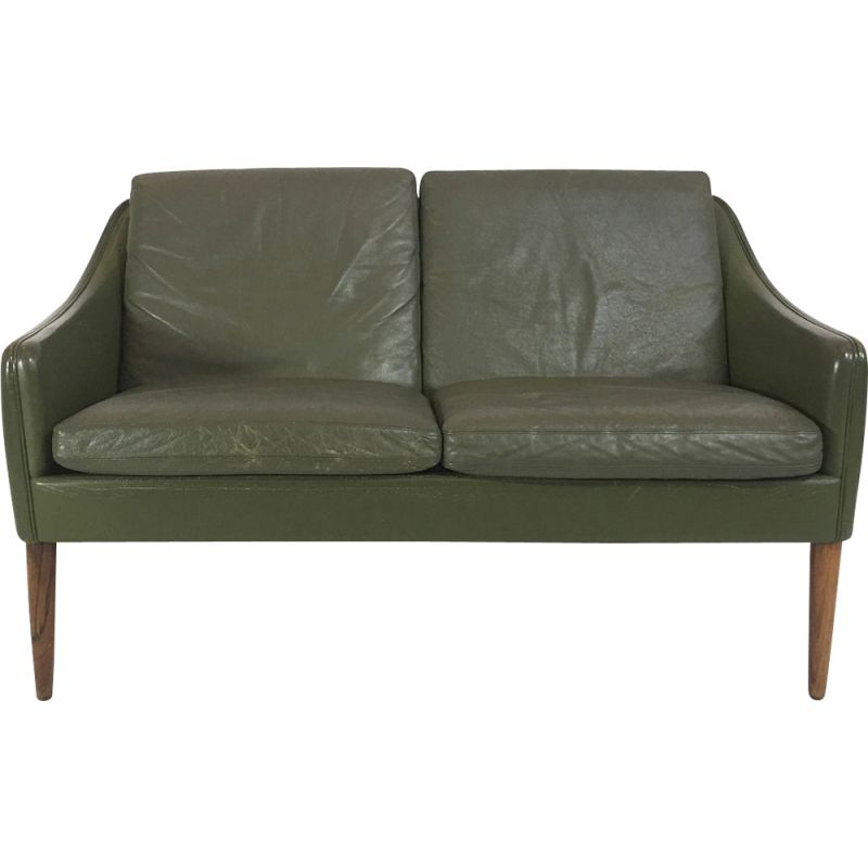 Vintage 2-seater sofa by Hans Olsen for CS Møbler,1960