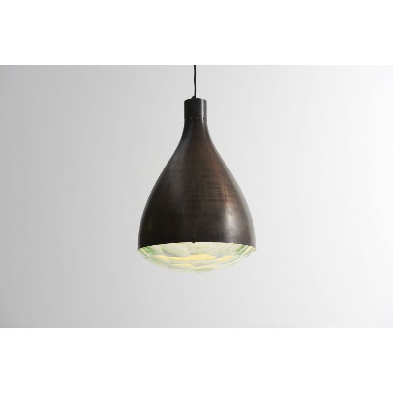 341dab3f764 Vintage pendant lamp A 2220 by Max Ingrand for Fontana Arte Italy ...