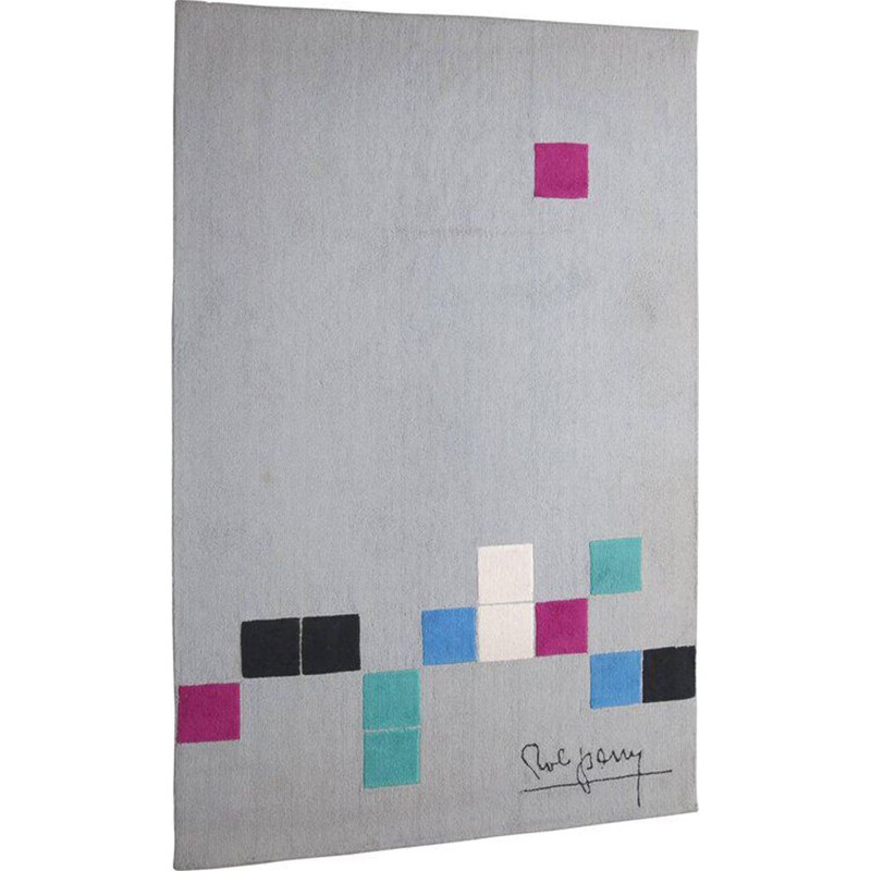 Vintage Rug Squares by Rob Parry for Danish Carpets, Netherlands 2000
