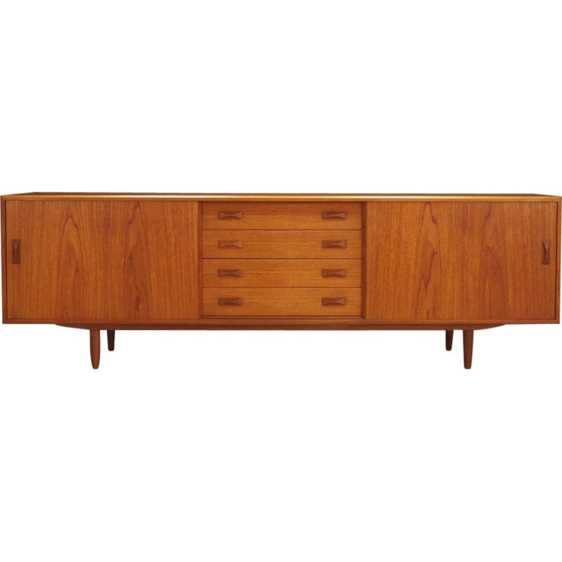 Vintage Clausen and Son classic teak sideboard