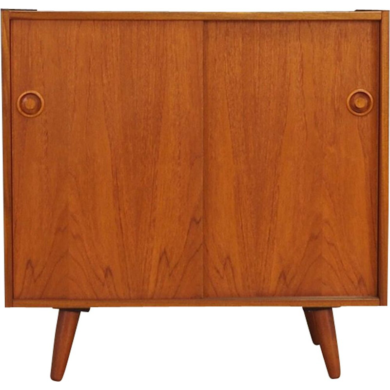 Vintage cabinet Danish design in teak