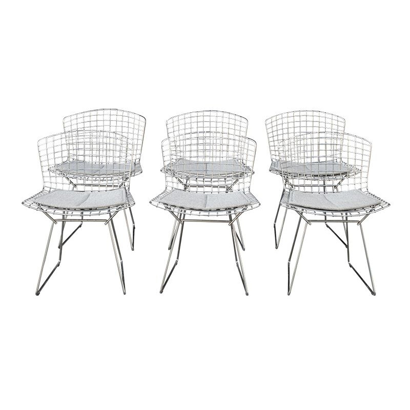 Vintage Chair Bertoia by Harry Bertoia for Knoll