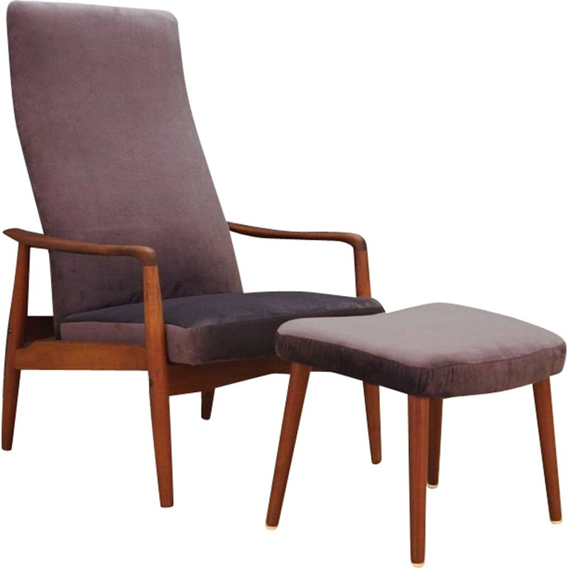 Vintage Soren Ladefoged armchair Danish design