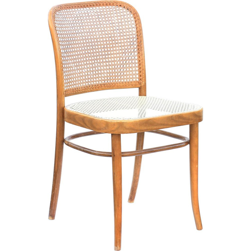 Vintage TON chair 811, Czechoslovakia 1960