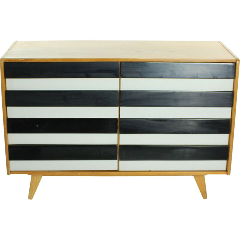 U-450 chest of drawers by Jiri Jiroutek for Interier Praha