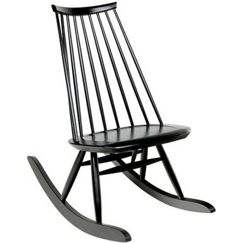 "Rocking chair ARTEK ""Mademoiselle"" by Ilmari Tapiovaara"