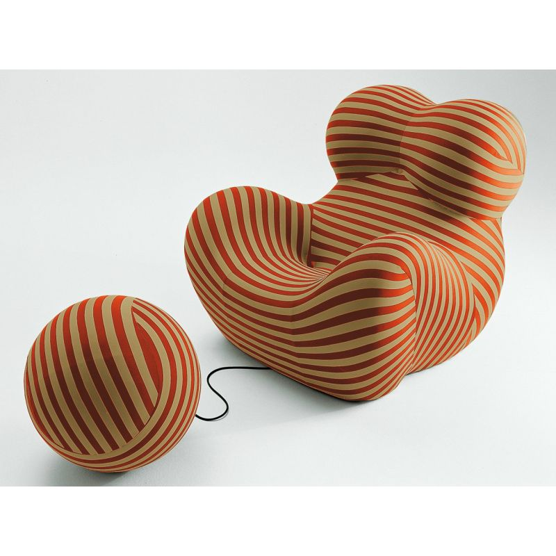 Design Gaetano Pesce.Up 5 6 Armchair By Gaetano Pesce For B B Italia Design