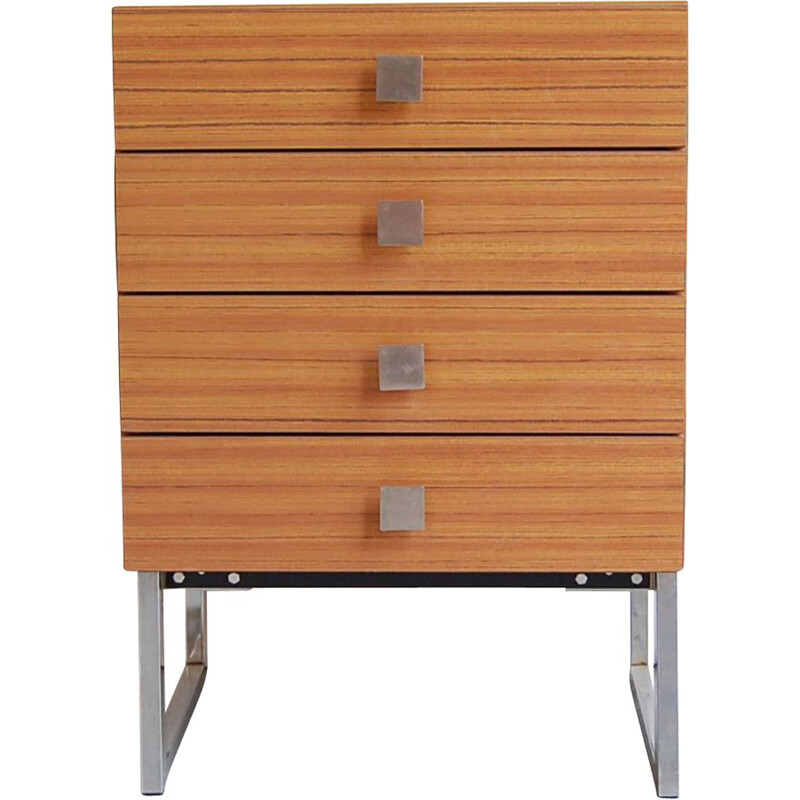 554 chest of drawers by Pierre Guariche for Meurop