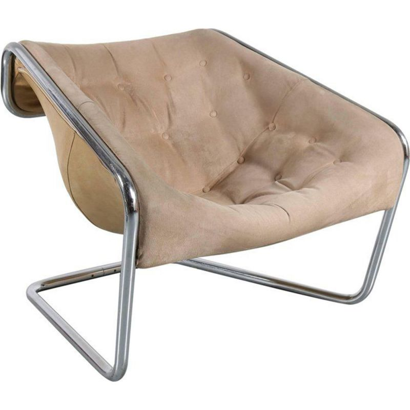 Vintage Kwok Hoi Chan Boxer chair by Steiner