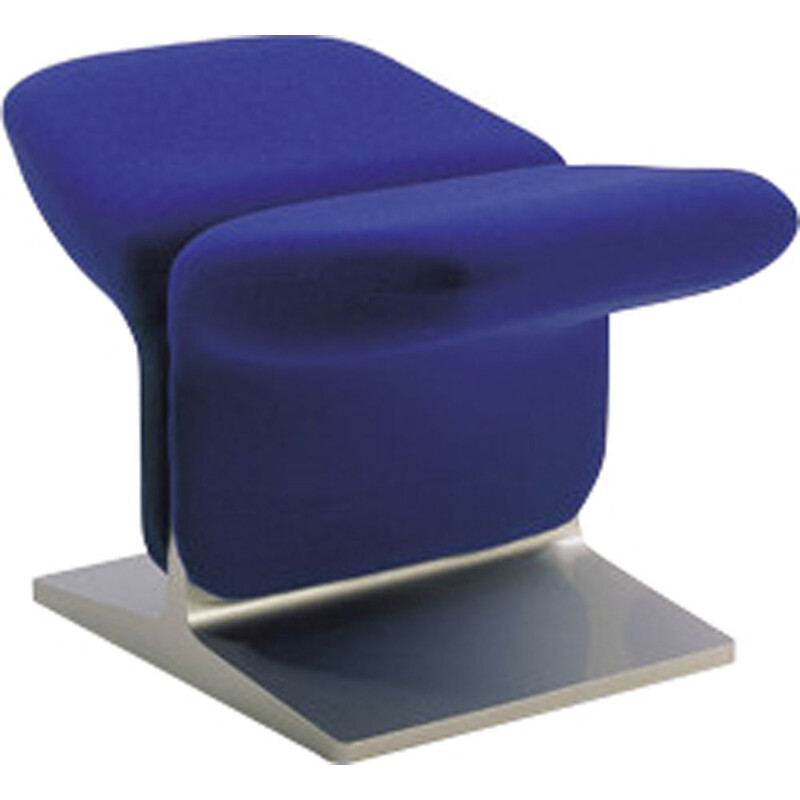 """Ribbon P582"" footrest, Pierre Paulin for ARTIFORT"