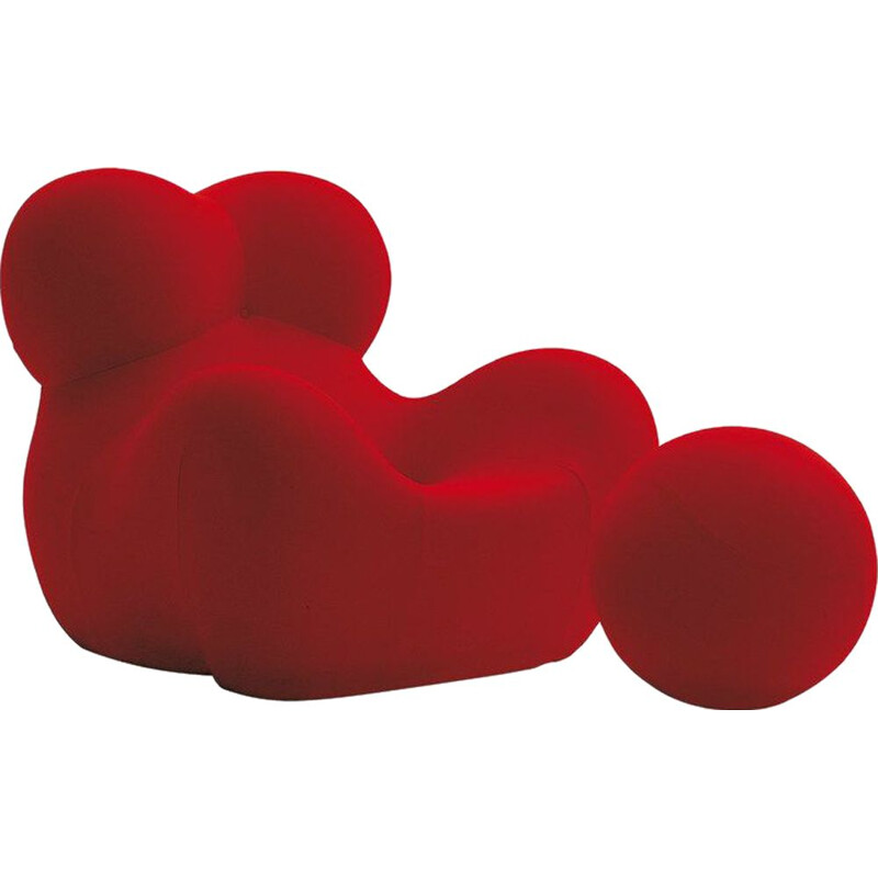 """UP 5_6"" armchair by Gaetano Pesce for B&B ITALIA design"