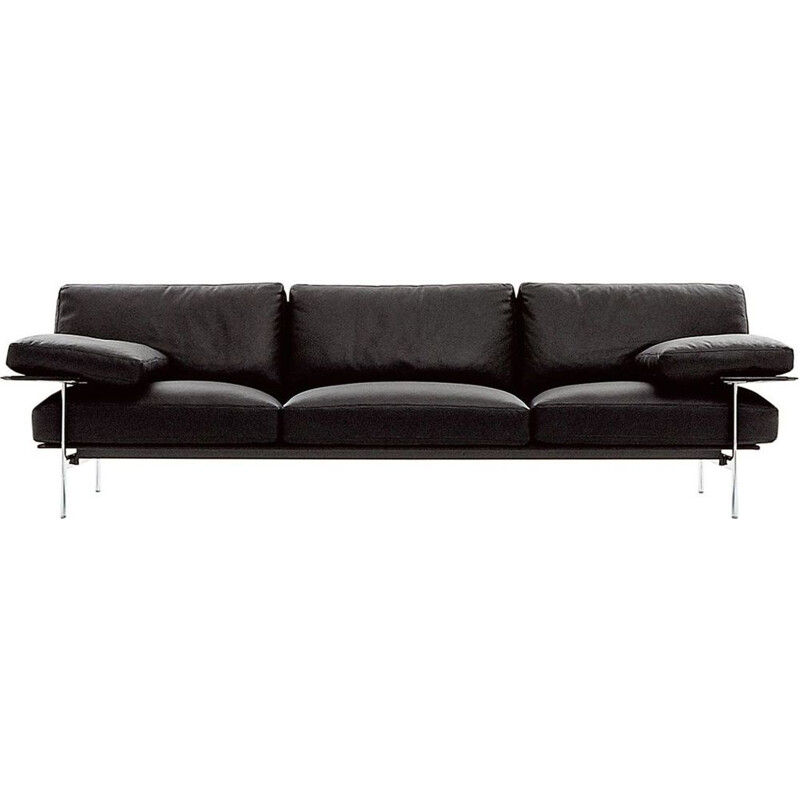 """Diesis"" 3-seater sofa by Antonio Citterio Paolo Nava for B&B ITALIA"