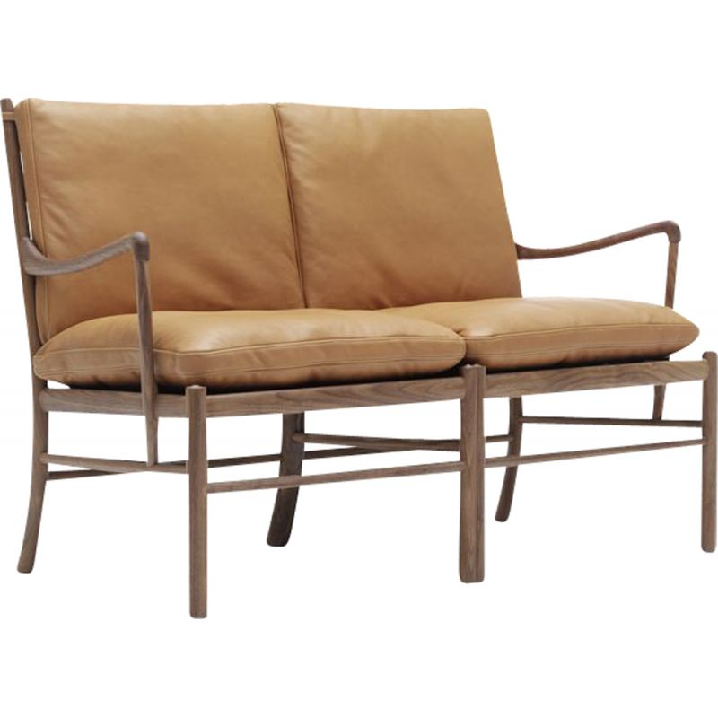 "2-seater ""Colonia Sofa"" or ""OW149-2"" by Ole Wanscher for CARL HANSEN & SON"