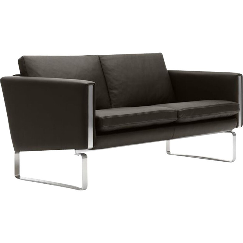 "2-seater sofa ""CH102"" by Hans J. Wegner for CARL HANSEN & SON"