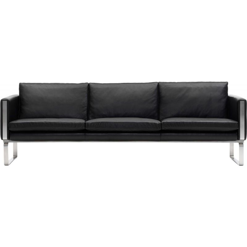 "2-seater sofa ""CH103"" by Hans J. Wegner for CARL HANSEN & SON"
