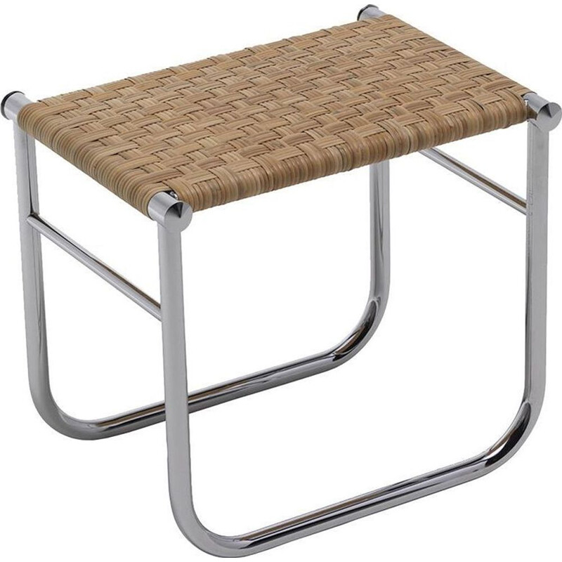 """LC9"" footstool, Le Corbusier for CASSINA"